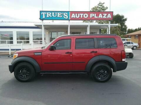 2008 Dodge Nitro for sale at True's Auto Plaza in Union Gap WA