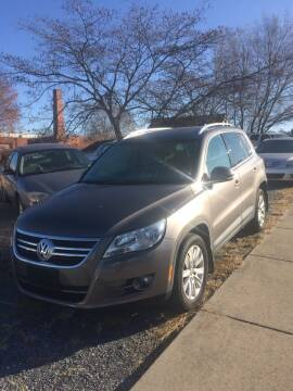 2009 Volkswagen Tiguan for sale at Village Auto Center INC in Harrisonburg VA