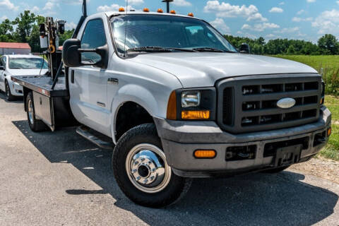 2005 Ford F-350 Super Duty for sale at Fruendly Auto Source in Moscow Mills MO