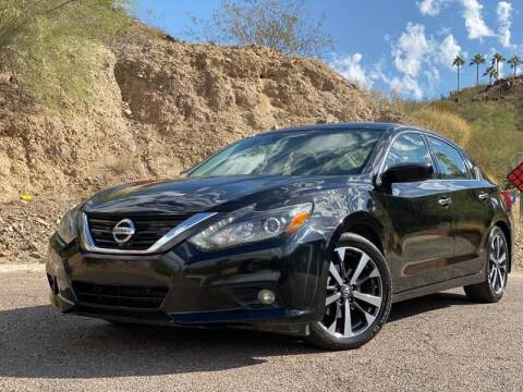 2016 Nissan Altima for sale at BUY RIGHT AUTO SALES in Phoenix AZ