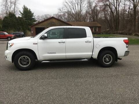 2008 Toyota Tundra for sale at Lou Rivers Used Cars in Palmer MA