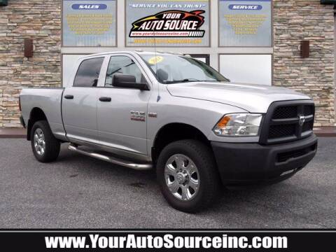 2014 RAM Ram Pickup 2500 for sale at Your Auto Source in York PA