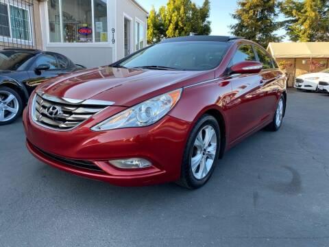 2012 Hyundai Sonata for sale at Ronnie Motors LLC in San Jose CA