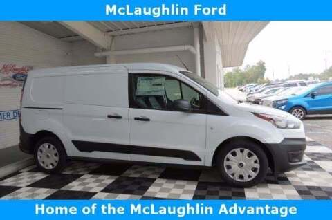 2021 Ford Transit Connect Cargo for sale at McLaughlin Ford in Sumter SC