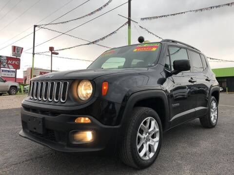 2015 Jeep Renegade for sale at 1st Quality Motors LLC in Gallup NM