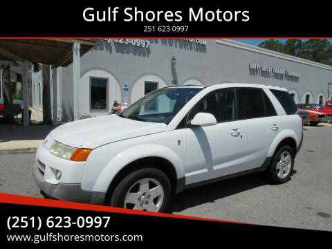2005 Saturn Vue for sale at Gulf Shores Motors in Gulf Shores AL