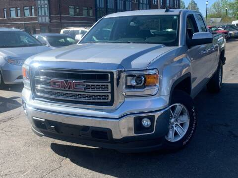 2015 GMC Sierra 1500 for sale at Samuel's Auto Sales in Indianapolis IN