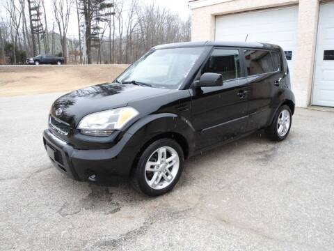 2011 Kia Soul for sale at Route 111 Auto Sales in Hampstead NH