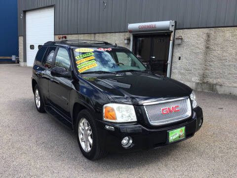 2007 GMC Envoy for sale at Adams Street Motor Company LLC in Dorchester MA