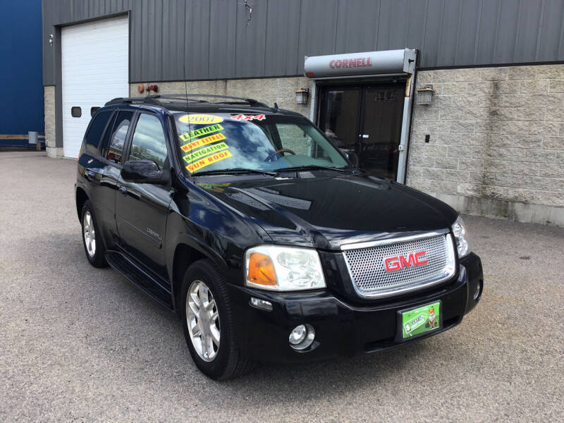 2007 GMC Envoy for sale at Adams Street Motor Company LLC in Dorchester MA
