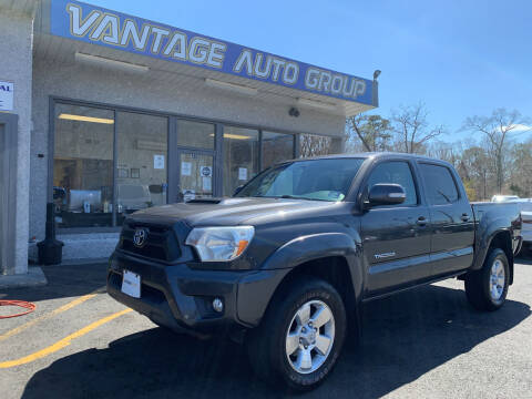 2012 Toyota Tacoma for sale at Vantage Auto Group in Brick NJ