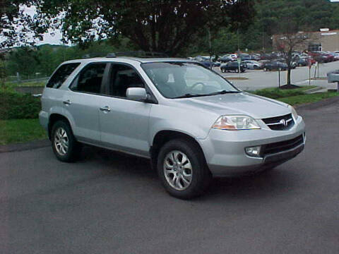2003 Acura MDX for sale at North Hills Auto Mall in Pittsburgh PA