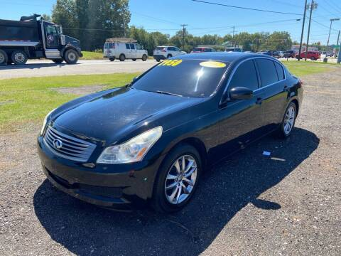 2007 Infiniti G35 for sale at Import Auto Mall in Greenville SC
