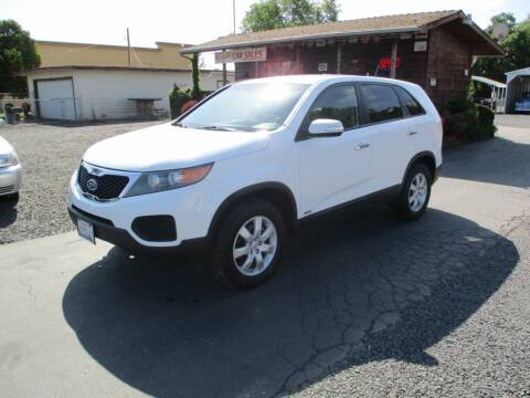 2011 Kia Sorento for sale at Manzanita Car Sales in Gridley CA