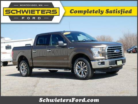2017 Ford F-150 for sale at Schwieters Ford of Montevideo in Montevideo MN
