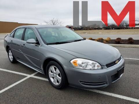 2009 Chevrolet Impala for sale at INDY LUXURY MOTORSPORTS in Fishers IN