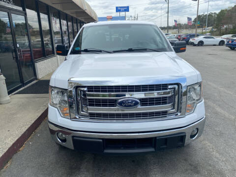2014 Ford F-150 for sale at J Franklin Auto Sales in Macon GA