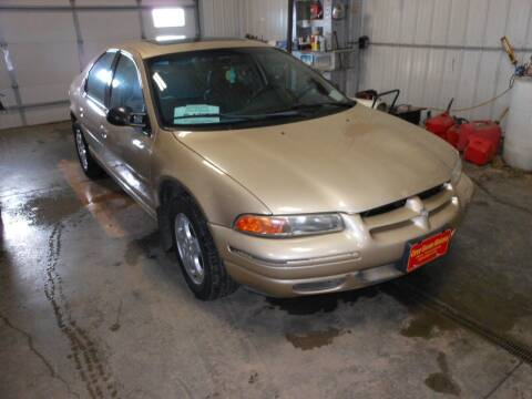 1999 Dodge Stratus for sale at Grey Goose Motors in Pierre SD
