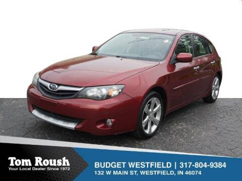 2011 Subaru Impreza for sale at Tom Roush Budget Westfield in Westfield IN