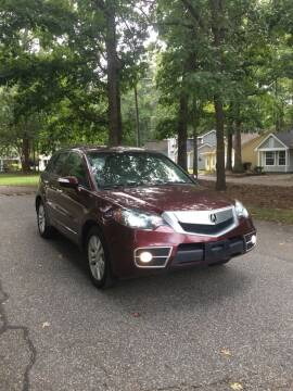 2010 Acura RDX for sale at Speed Auto Mall in Greensboro NC