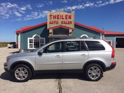 2008 Volvo XC90 for sale at THEILEN AUTO SALES in Clear Lake IA