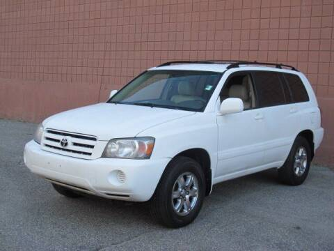 2007 Toyota Highlander for sale at United Motors Group in Lawrence MA