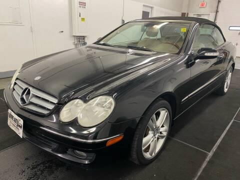 2009 Mercedes-Benz CLK for sale at TOWNE AUTO BROKERS in Virginia Beach VA