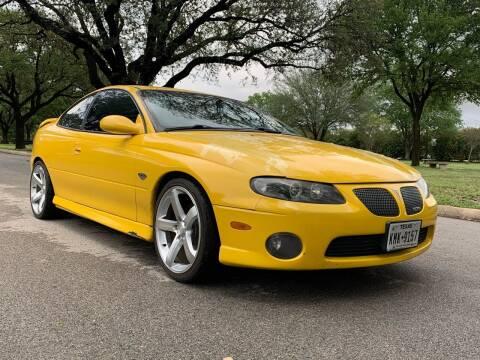 2004 Pontiac GTO for sale at 210 Auto Center in San Antonio TX