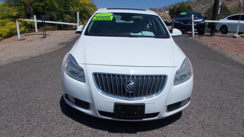 2011 Buick Regal for sale at Ideal Cars East Mesa in Mesa AZ