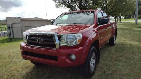2010 Toyota Tacoma for sale at Hern Motors - 111 Hubbard Youngstown Rd Lot in Hubbard OH