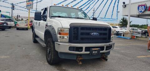 2009 Ford F-350 Super Duty for sale at I-80 Auto Sales in Hazel Crest IL
