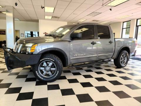 2014 Nissan Titan for sale at Cool Rides of Colorado Springs in Colorado Springs CO