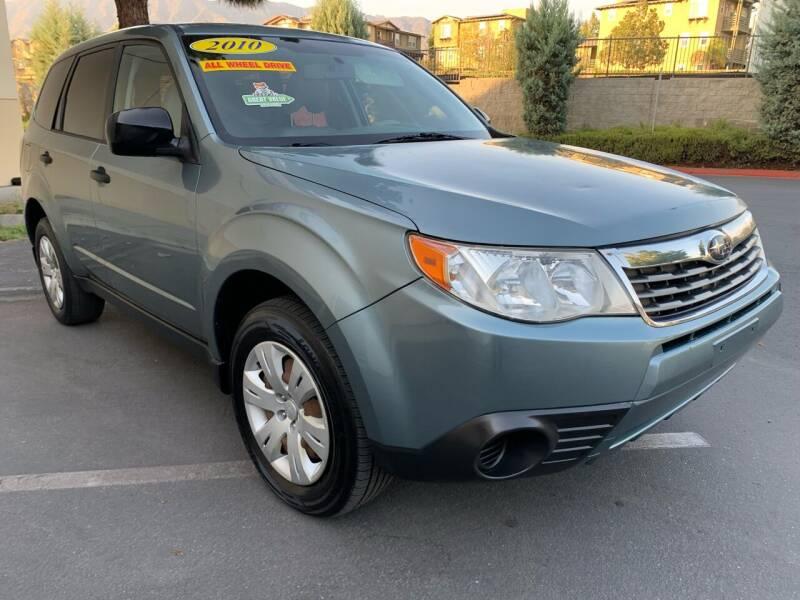 2010 Subaru Forester for sale at Select Auto Wholesales in Glendora CA
