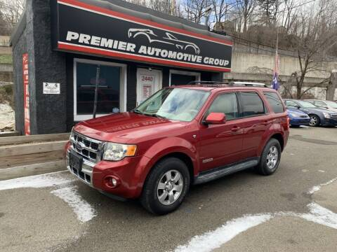 2008 Ford Escape for sale at Premier Automotive Group in Pittsburgh PA