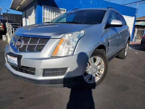 2012 Cadillac SRX for sale at GENERATION 1 MOTORSPORTS #1 in Los Angeles CA