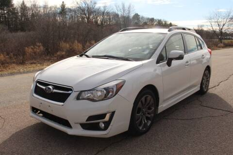 2016 Subaru Impreza for sale at Imotobank in Walpole MA