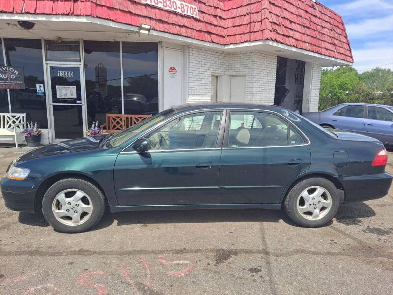 1998 Honda Accord for sale at Savior Auto in Independence MO