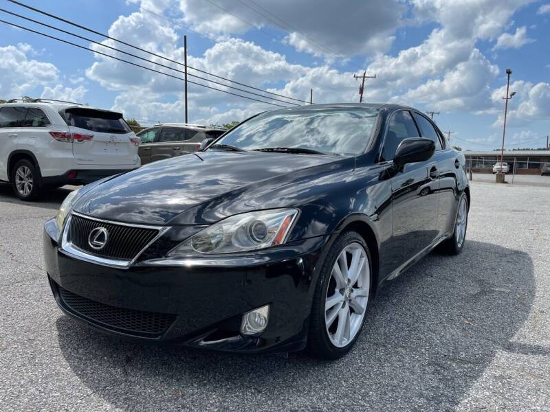 2007 Lexus IS 250 for sale at Signal Imports INC in Spartanburg SC