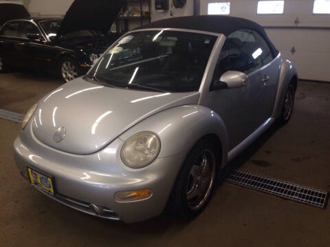 2005 Volkswagen New Beetle Convertible for sale at MR Auto Sales Inc. in Eastlake OH