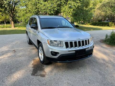 2011 Jeep Compass for sale at CARWIN MOTORS in Katy TX