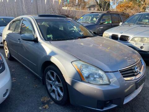 2008 Nissan Maxima for sale at Polonia Auto Sales and Service in Hyde Park MA