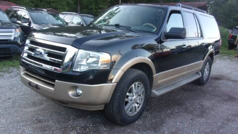 2012 Ford Expedition EL for sale at Select Cars Of Thornburg in Fredericksburg VA