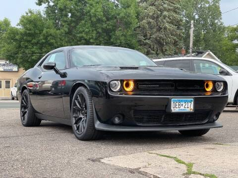 2016 Dodge Challenger for sale at Tonka Auto & Truck in Mound MN