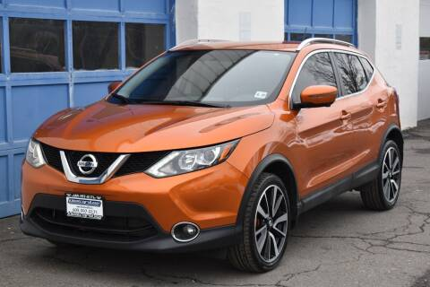 2017 Nissan Rogue Sport for sale at IdealCarsUSA.com in East Windsor NJ