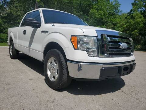 2009 Ford F-150 for sale at Thornhill Motor Company in Lake Worth TX