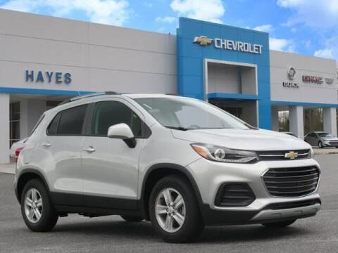 2021 Chevrolet Trax for sale at HAYES CHEVROLET Buick GMC Cadillac Inc in Alto GA