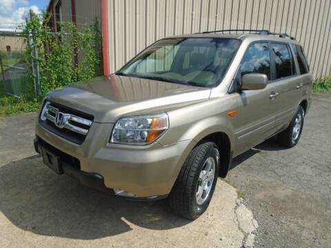 2008 Honda Pilot for sale at H & R AUTO SALES in Conway AR