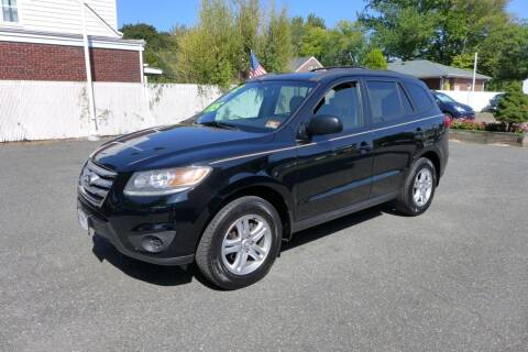 2012 Hyundai Santa Fe for sale at FBN Auto Sales & Service in Highland Park NJ
