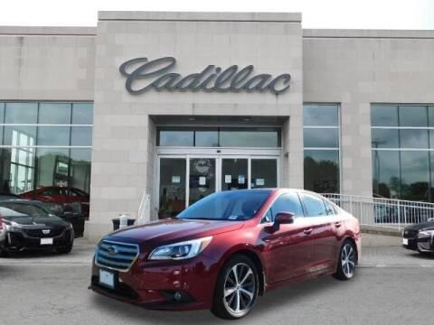 2017 Subaru Legacy for sale at Radley Cadillac in Fredericksburg VA