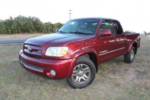 2005 Toyota Tundra for sale at Elite Car Care & Sales in Spicewood TX